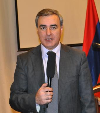 Поздравление Армену Балдряну