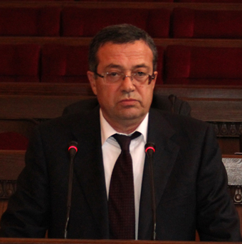 Congratulations to Krist Pilosyan