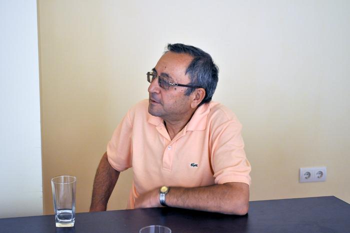 ՀԱԳ(Գ)Մ գործադիր տնօրեն Էդուարդ Կիրակոսյան