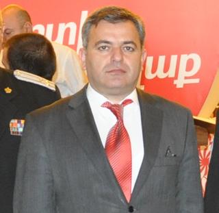 Поздравление Саргису Агабекяну