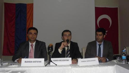 Молодые бизнесмены Армении и Турции подписали меморандум