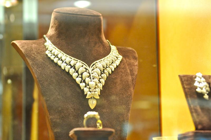 В свободную ювелирную зону в Ереване стали вовлекаться первые компании
