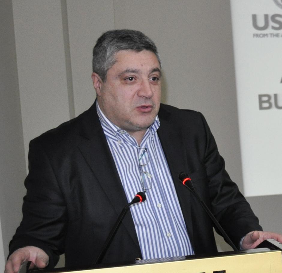 Շնորհավորանքներ Սուրեն Բեկիրսկուն