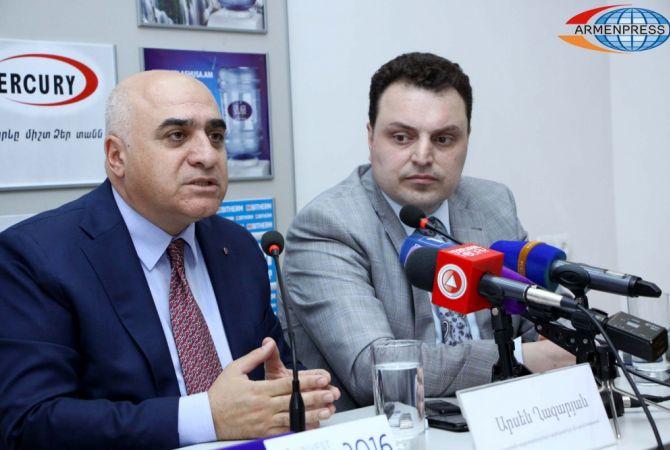 Հայաստանը ներդրումների համար լավագույն հարթակներից մեկն է. Արսեն Ղազարյան
