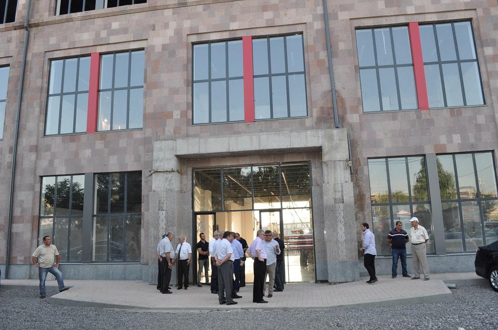 Շուտով կգործի «Երևան» տոնավաճառը