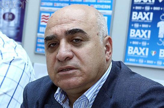 Արսեն Ղազարյան. Բեռնափոխադրումների նկատմամբ ԱԱՀ կիրառումը կնպաստի թանկացման ու ստվերայնության աճին
