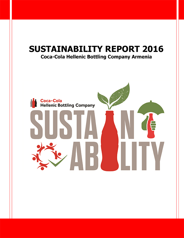 Coca-Cola HBC Armenia Annual Sustainability Report