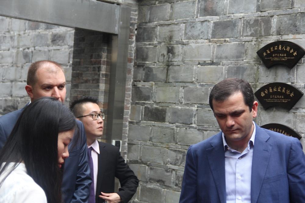 Հայ-չինական կապեր