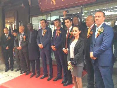 Армения открыла в Китае Торговое представительство