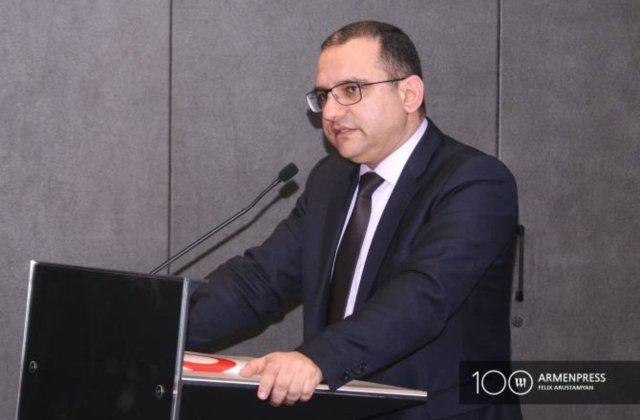 Հայ-բուլղարական համաժողովը առիթ է Հայաստանում ներդրումային միջավայրի հնարավորություններին ծանոթանալու. նախարար