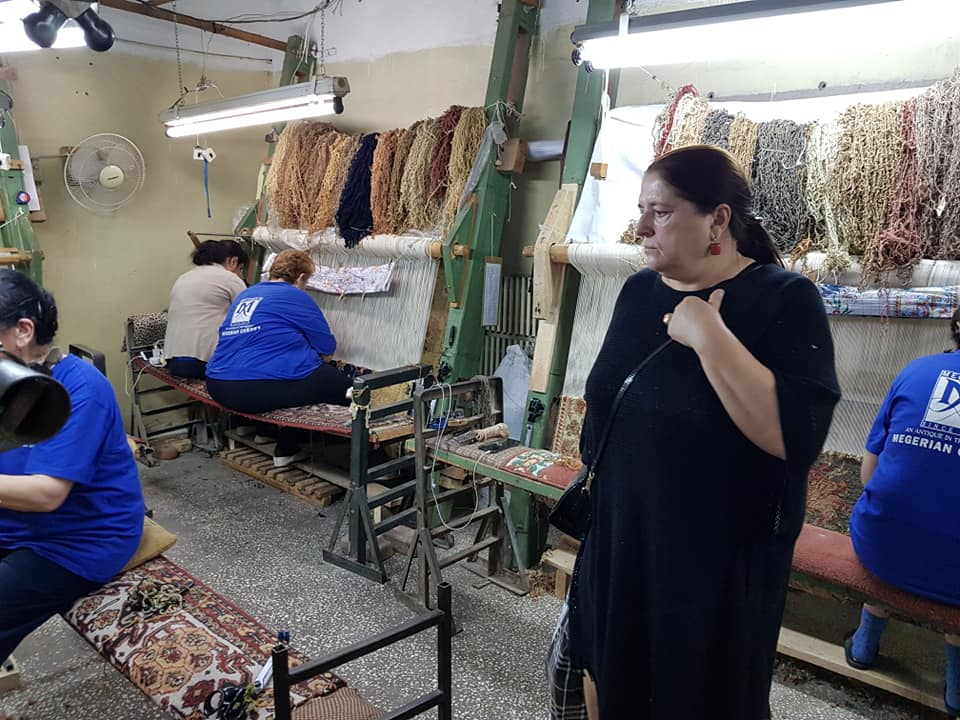 Դաղստանցի գործարարները Հայաստանում