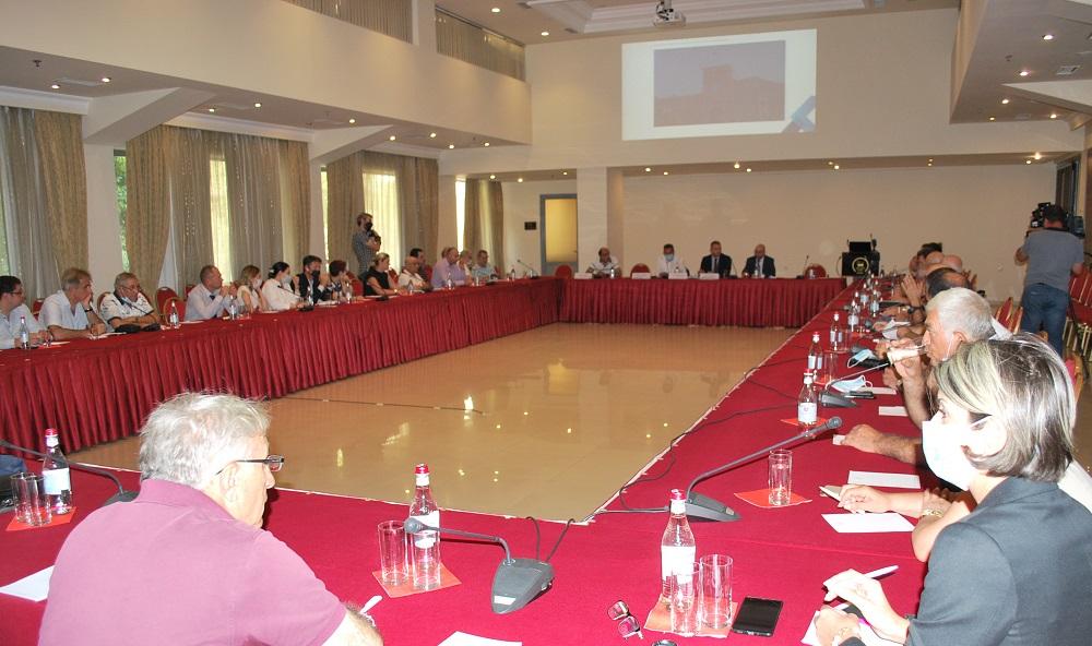 ՀԱԳՄ անդամները հանդիպեցին ՀՀ էկոնոմիկայի նախարար Վահան Քերոբյանի հետ