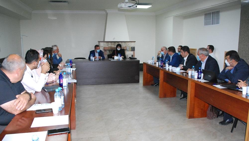 Քննարկվեցին հայ-իրանական տնտեսական գործակցության հետագա խորացման հնարավորությունները